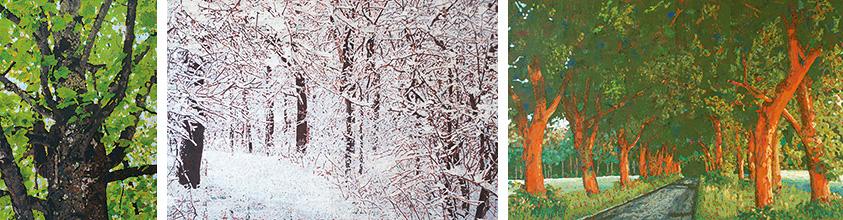 Bäume - Ralph Petschat